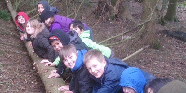 Kids bushcraft parties