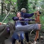 Archery at Trelissick